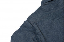 Seuvas Workshirt - Original Indigo Selvedge Chambray - Image 17