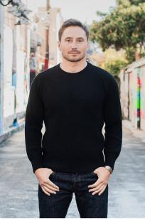 Stevenson Absolutely Amazing Merino Wool Thermal Shirt - Black - Image 0