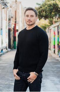 Stevenson Absolutely Amazing Merino Wool Thermal Shirt - Black - Image 1
