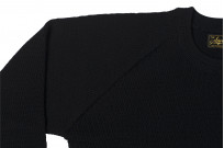 Stevenson Absolutely Amazing Merino Wool Thermal Shirt - Black - Image 6