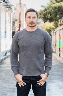 Stevenson Absolutely Amazing Merino Wool Thermal Shirt - Dark Gray - Image 0