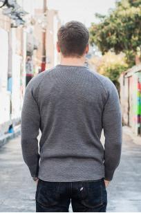 Stevenson Absolutely Amazing Merino Wool Thermal Shirt - Dark Gray - Image 2