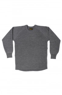 Stevenson Absolutely Amazing Merino Wool Thermal Shirt - Dark Gray - Image 3