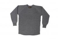 Stevenson Absolutely Amazing Merino Wool Thermal Shirt - Dark Gray - Image 4