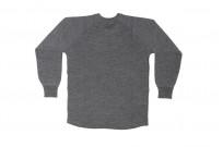 Stevenson Absolutely Amazing Merino Wool Thermal Shirt - Dark Gray - Image 9