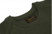 Stevenson Absolutely Amazing Merino Wool Thermal Shirt - Forest Green - Image 5