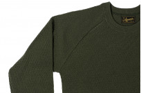 Stevenson Absolutely Amazing Merino Wool Thermal Shirt - Forest Green - Image 6