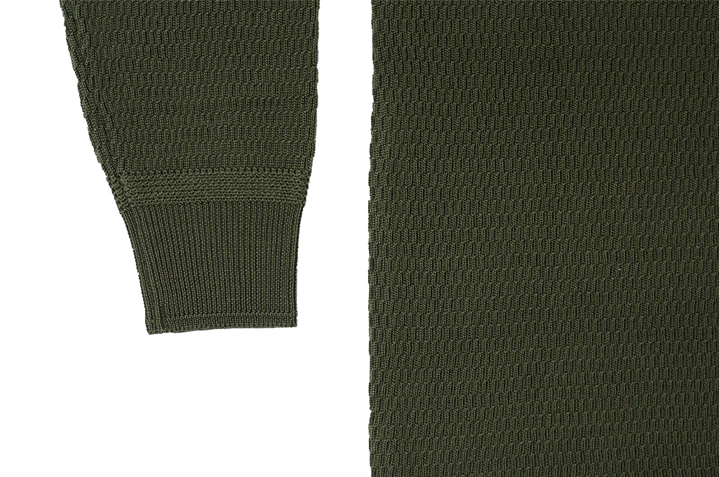 Stevenson Absolutely Amazing Merino Wool Thermal Shirt - Forest Green - Image 7
