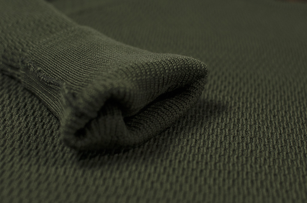 Stevenson Absolutely Amazing Merino Wool Thermal Shirt - Forest Green - Image 8