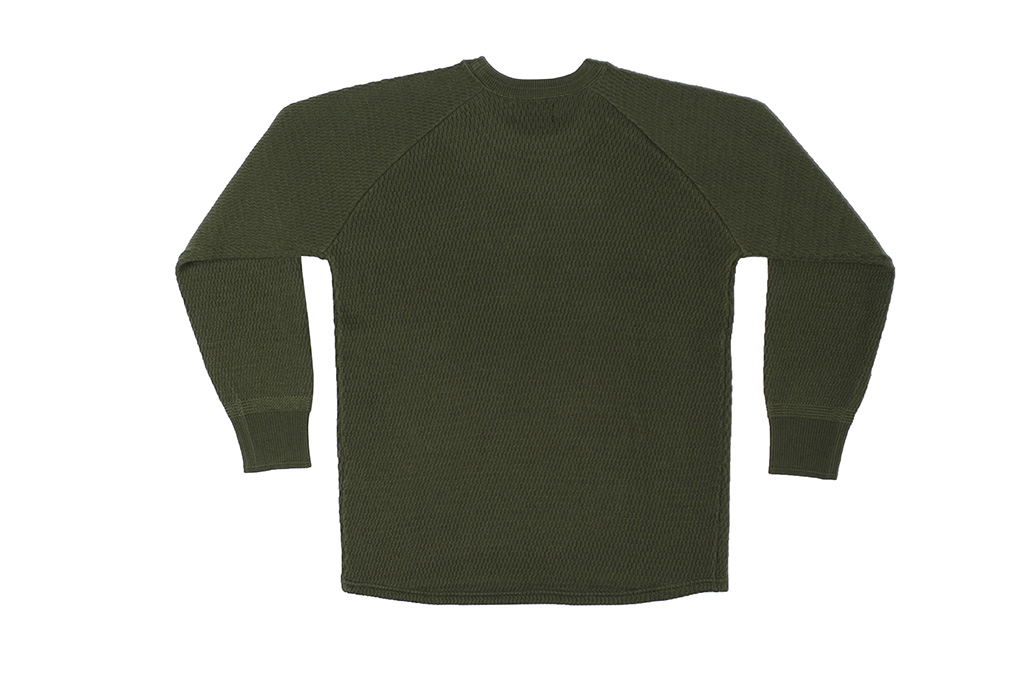 Stevenson Absolutely Amazing Merino Wool Thermal Shirt - Forest Green - Image 9