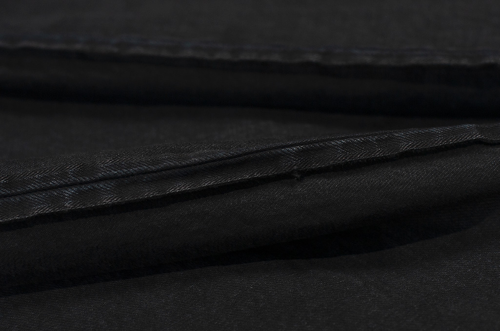 3sixteen Suffused Collection / OD-100x Overdyed Narrow Tapered Jeans - Aphotic Anthracite - Image 14