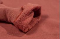 Warehouse Loopwheeled Set-In Freedom Crewneck Sweater - Salmon - Image 8