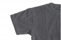 3sixteen Suffused Collection / Overdyed Pocket T-Shirt - Aphotic Anthracite - Image 7