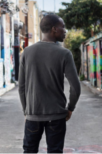 3sixteen Suffused Collection / Overdyed Thermal - Aphotic Anthracite  - Image 3