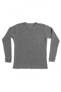 3sixteen Suffused Collection / Overdyed Thermal - Aphotic Anthracite  - Image 4