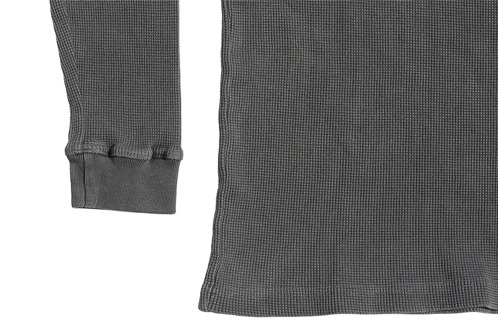 3sixteen Suffused Collection / Overdyed Thermal - Aphotic Anthracite  - Image 7