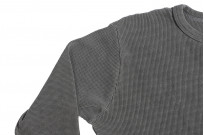 3sixteen Suffused Collection / Overdyed Thermal - Aphotic Anthracite  - Image 8