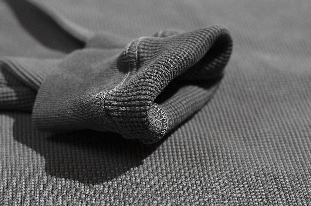 3sixteen Suffused Collection / Overdyed Thermal - Aphotic Anthracite  - Image 9