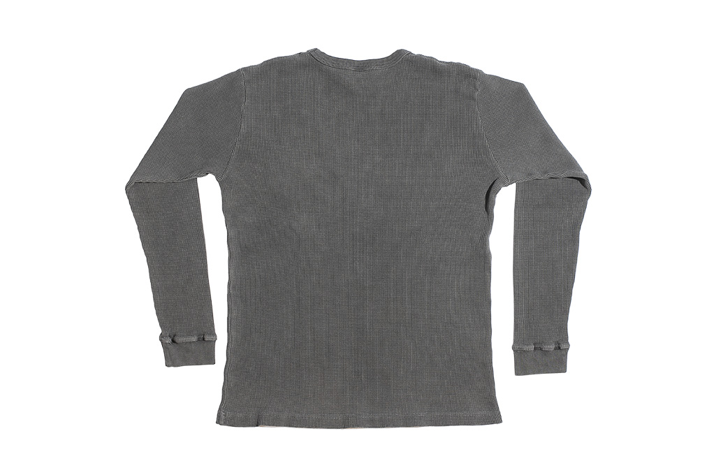 3sixteen Suffused Collection / Overdyed Thermal - Aphotic Anthracite  - Image 10