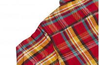 Studio D'Artisan Winter Flannel - Red Eye - Image 16