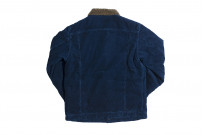 Studio D'Artisan Indigo-Dyed Cord Jacket - Image 14