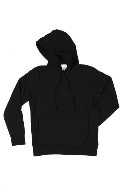 3sixteen Heavyweight Hoodie - Pull-Over Black