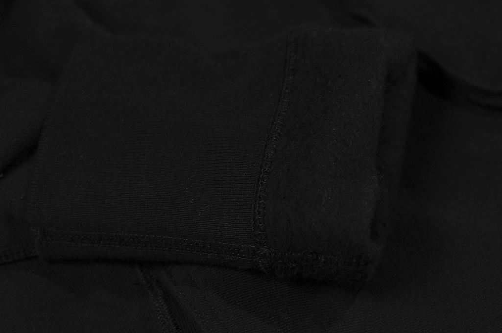 3sixteen Heavyweight Hoodie - Pull-Over Black - Image 9