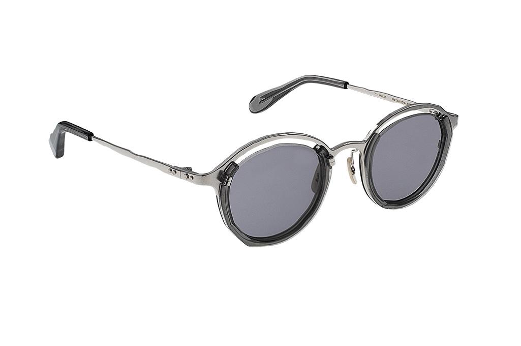 Masahiro Maruyama Titanium Sunglasses - MM-0055 / #3 - Image 2