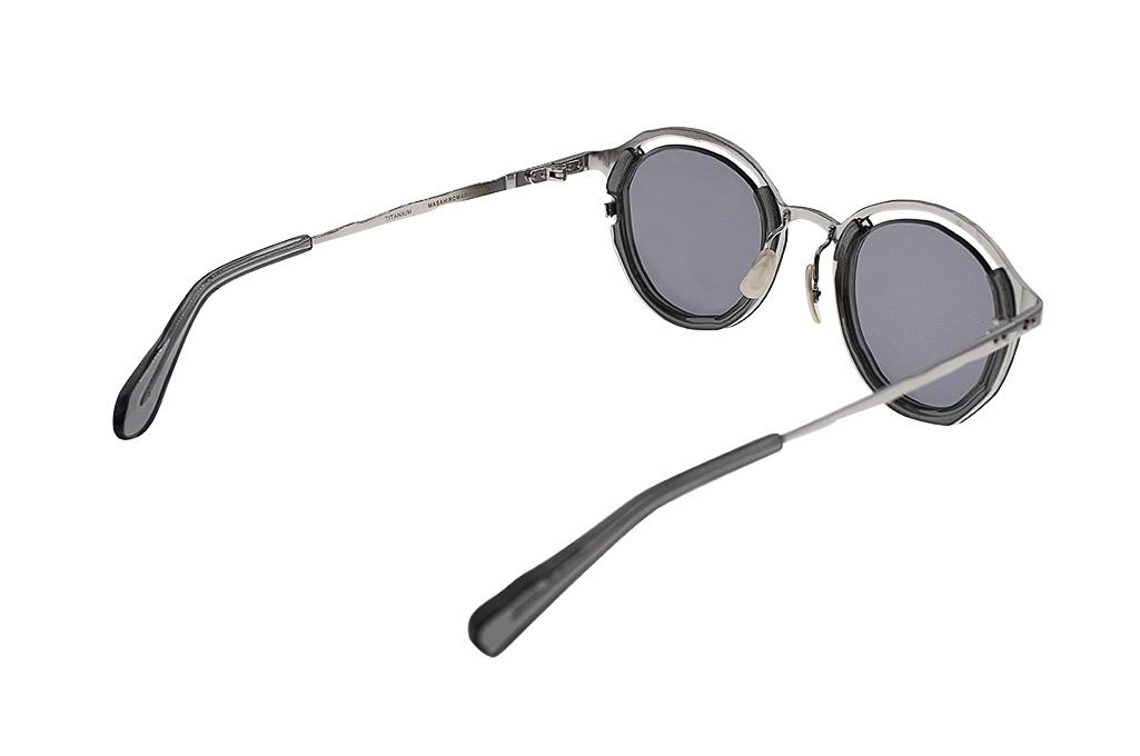Masahiro Maruyama Titanium Sunglasses - MM-0055 / #3 - Image 4