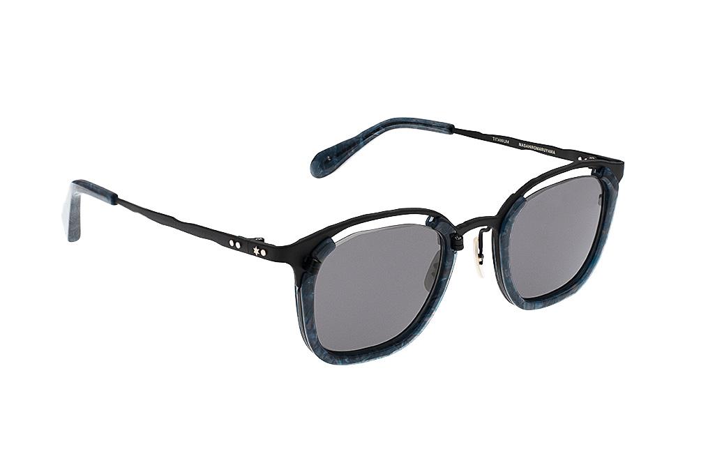 Masahiro Maruyama Titanium Sunglasses - MM-0057 / #3 - Image 2
