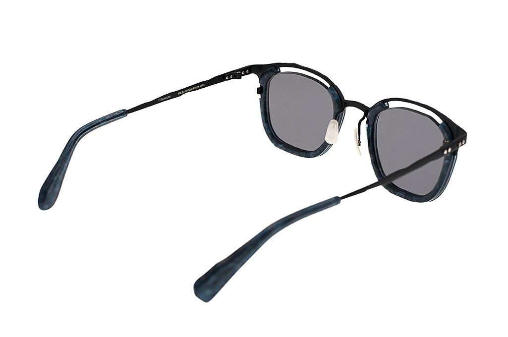 Masahiro Maruyama Titanium Sunglasses - MM-0057 / #3 - Image 5