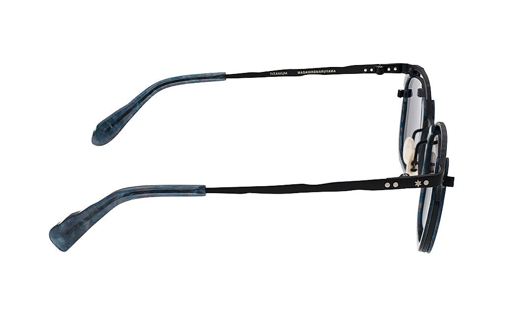 Masahiro Maruyama Titanium Sunglasses - MM-0057 / #3 - Image 7