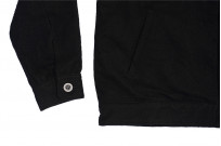 3sixteen Mechanic Jacket - Black Boiled Wool - Image 7