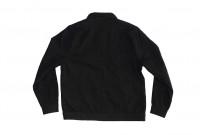 3sixteen Mechanic Jacket - Black Boiled Wool - Image 14