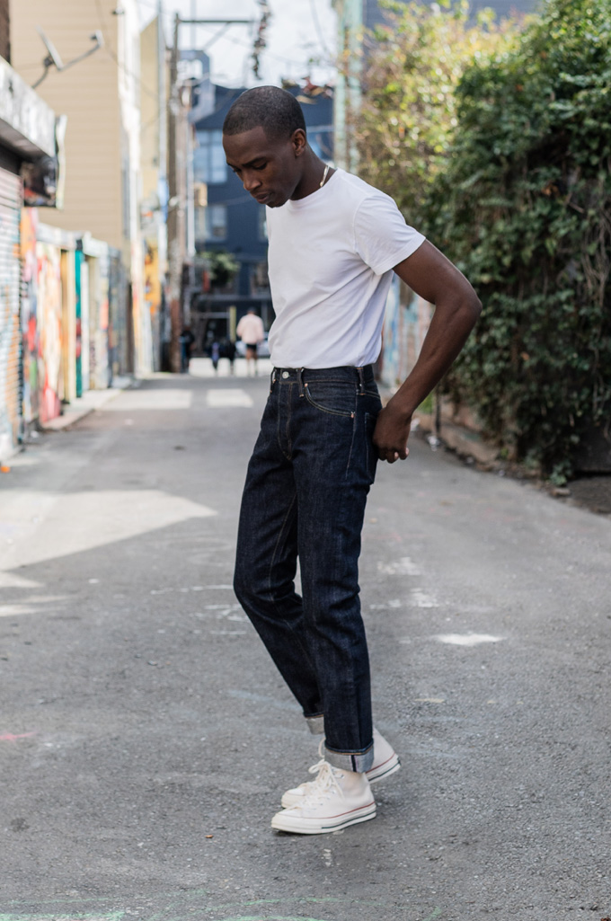 Sugar Cane 2021 14.25oz Denim Jeans - Slim Tapered - Image 0