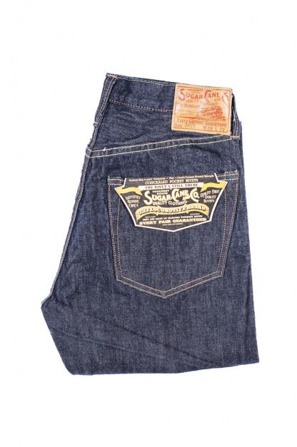 Sugar Cane 2021 14.25oz Denim Jeans - Slim Tapered