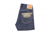 Sugar Cane 2021 14.25oz Denim Jeans - Slim Tapered - Image 5