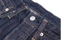 Sugar Cane 2021 14.25oz Denim Jeans - Slim Tapered - Image 7