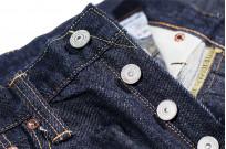 Sugar Cane 2021 14.25oz Denim Jeans - Slim Tapered - Image 8