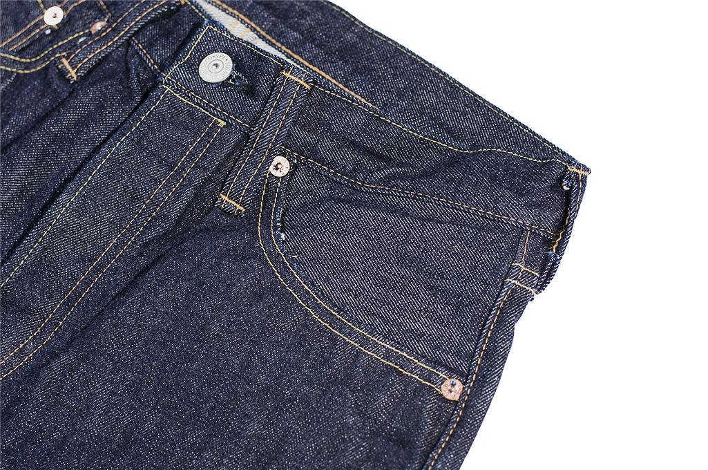 Sugar Cane 2021 14.25oz Denim Jeans - Slim Tapered - Image 9