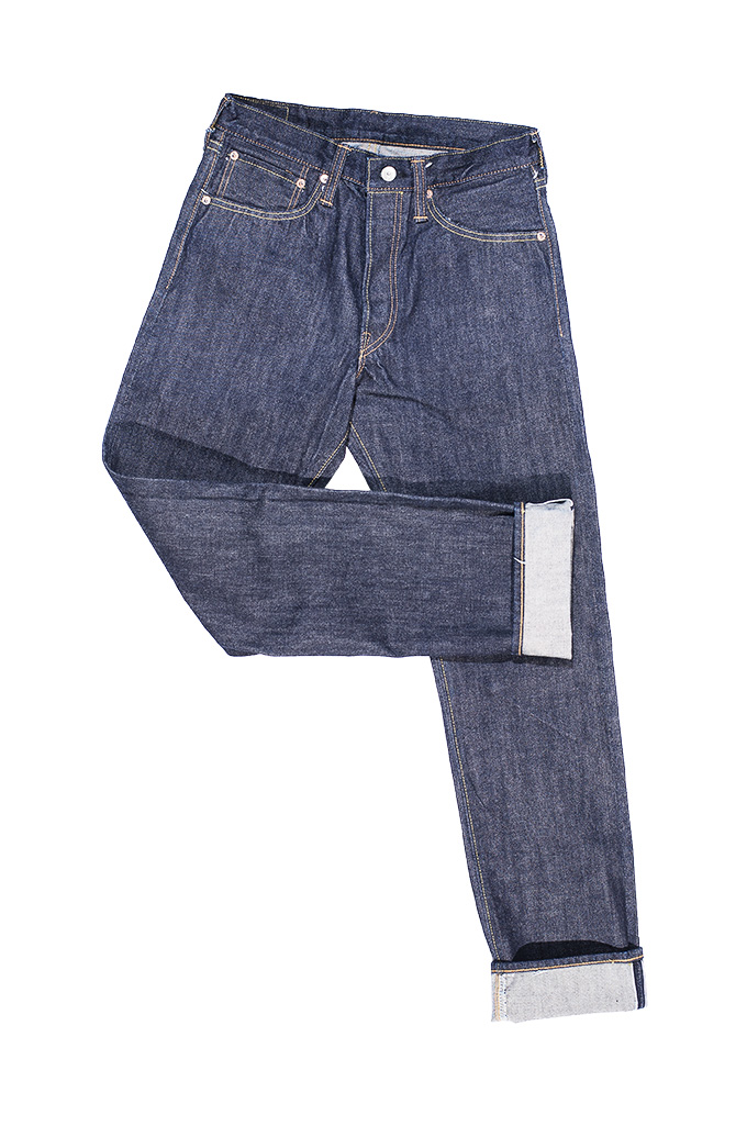 Sugar Cane 2021 14.25oz Denim Jeans - Slim Tapered - Image 13