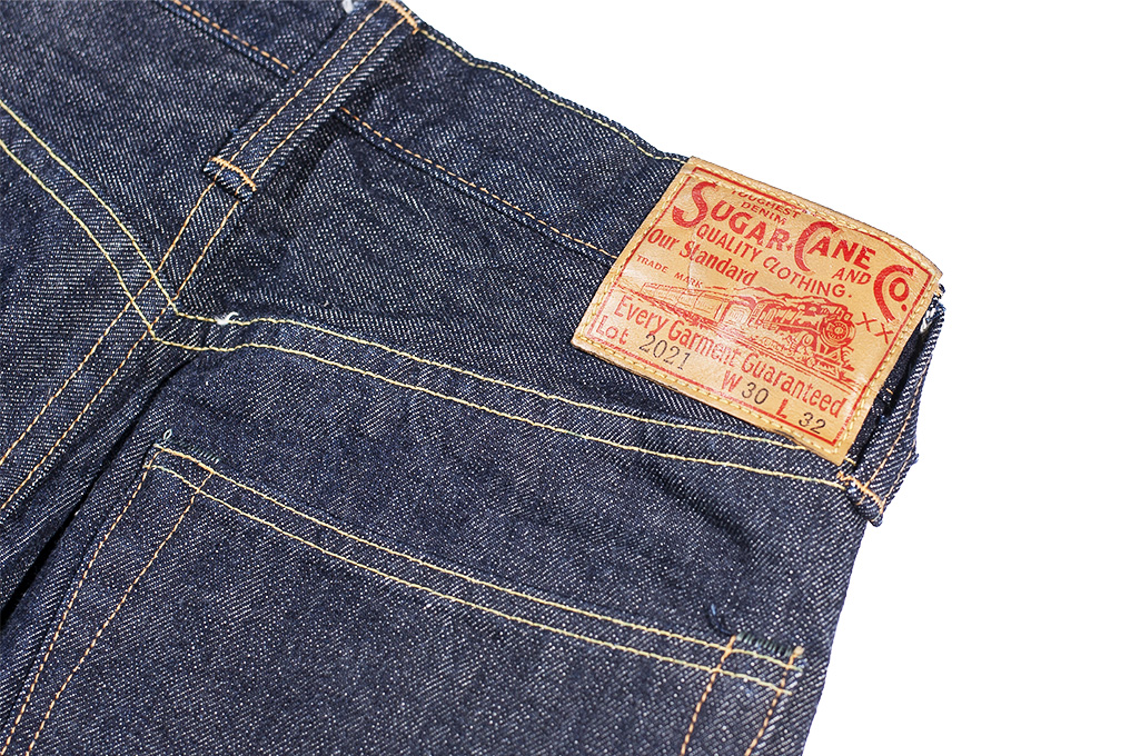 Sugar_Cane_2021_14.25oz_Denim_Jeans_Slim