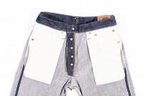 Sugar Cane 2021 14.25oz Denim Jeans - Slim Tapered - Image 18