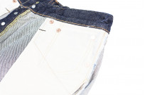 Sugar Cane 2021 14.25oz Denim Jeans - Slim Tapered - Image 19