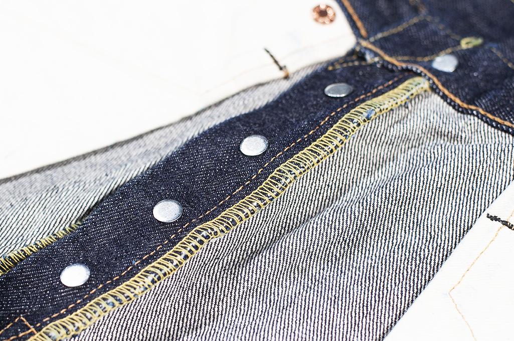 Sugar Cane 2021 14.25oz Denim Jeans - Slim Tapered - Image 20