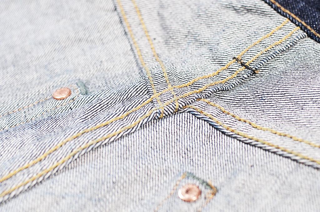 Sugar Cane 2021 14.25oz Denim Jeans - Slim Tapered - Image 21