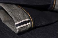 Studio D'Artisan G-003 15oz Slubby Denim Jeans - Slim Tapered Rinsed - Image 11