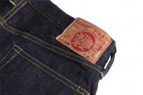 Studio D'Artisan G-003 15oz Slubby Denim Jeans - Slim Tapered Rinsed - Image 14