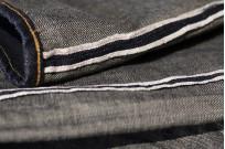 Studio D'Artisan G-003 15oz Slubby Denim Jeans - Slim Tapered Rinsed - Image 22