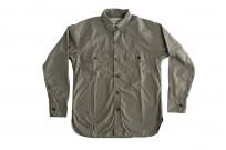 Mister Freedom Snipes Shirt - Olive Drab Poplin - Image 8